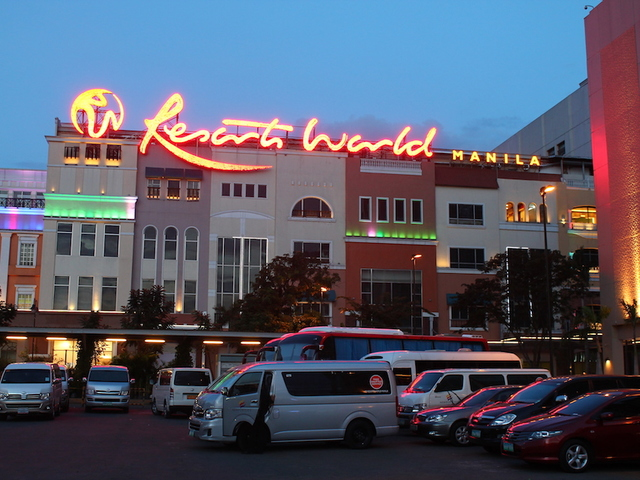 36 killed by smoke after gunman starts fire in Manila casino robbery