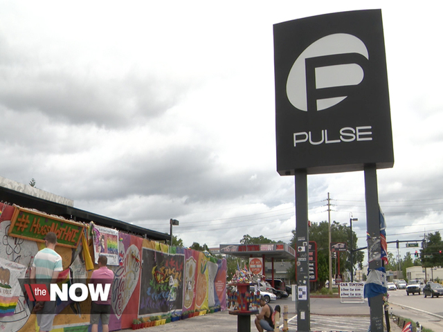 Thousands pay respects 1 year after Pulse Nightclub shooting