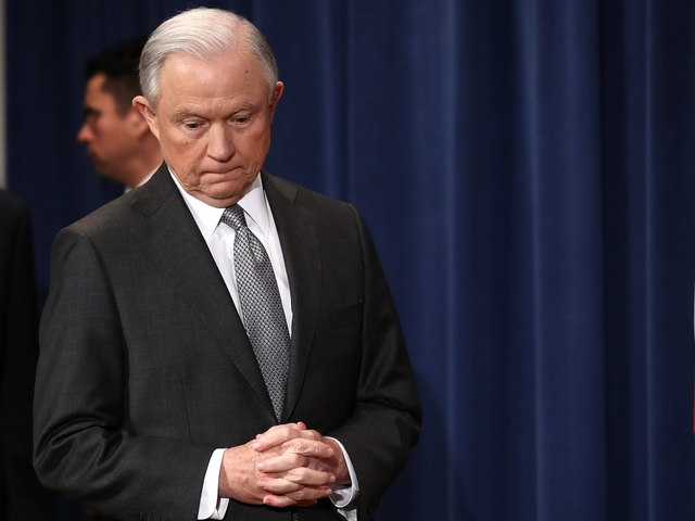 Sessions' testimony on Tuesday will be public