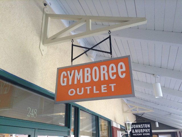 Gymboree Files for Bankruptcy, Hundreds of Stores Set to Close