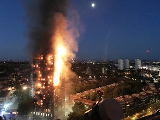 Hundreds evacuated in London among fire worries
