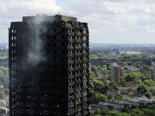 British buildings have all failed fire testing