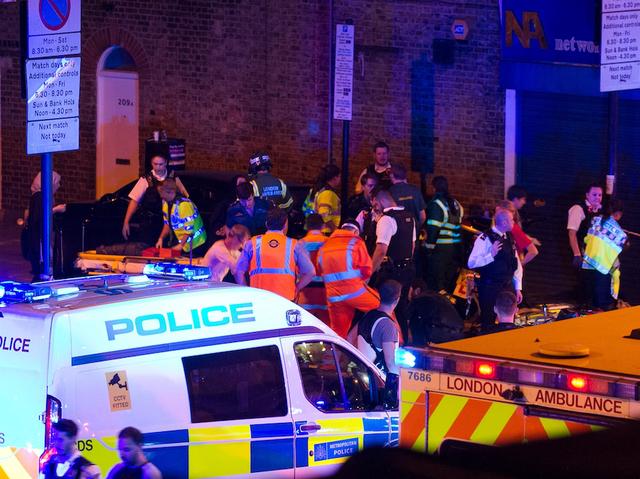 Police identify Finsbury Park mosque suspect as 47yo Darren Osborne