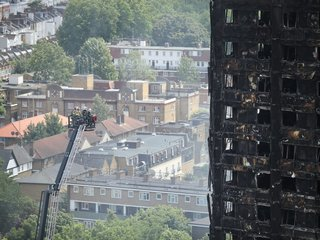 Company stops selling Grenfell Tower cladding