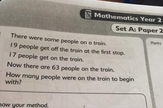 Math is hard. Thank goodness the internet is