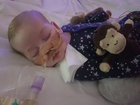Baby's parents withdraw legal bid to treat child
