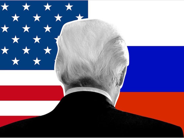 Trump gets a major bill, and it's Russian Federation sanctions