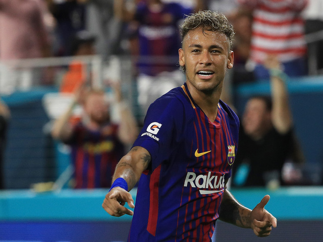 Barcelona says Neymar wants to leave club amid PSG rumors