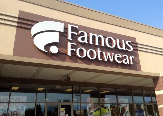 Famous Footwear August shoe deal