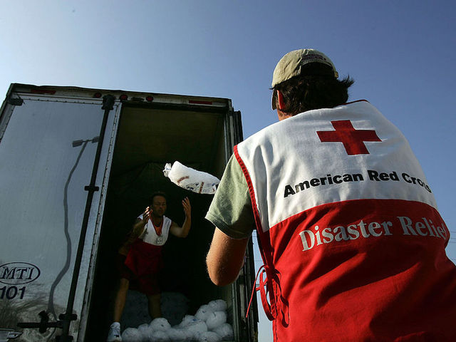 North Carolina Red Cross volunteers to head to Texas