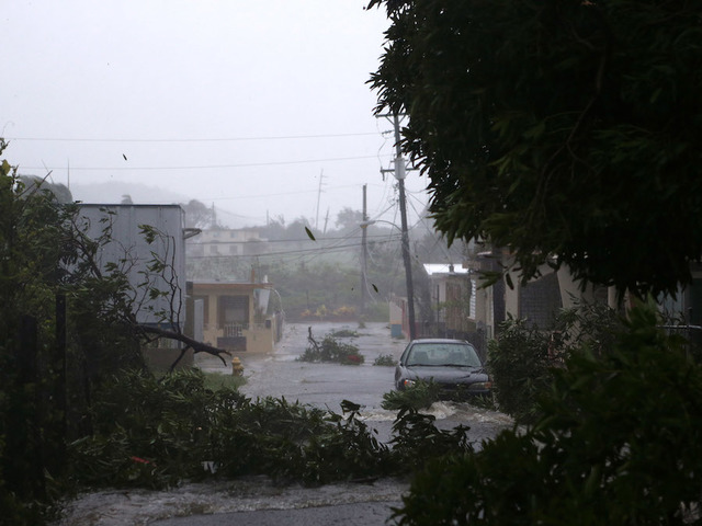 FEMA Director: Rain and Wind Already Hitting South Florida, Get Out Now