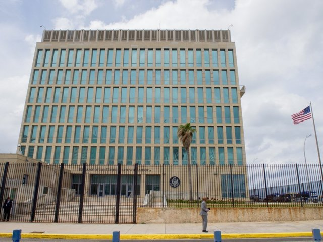 U.S. to withdraw embassy staff from Cuba