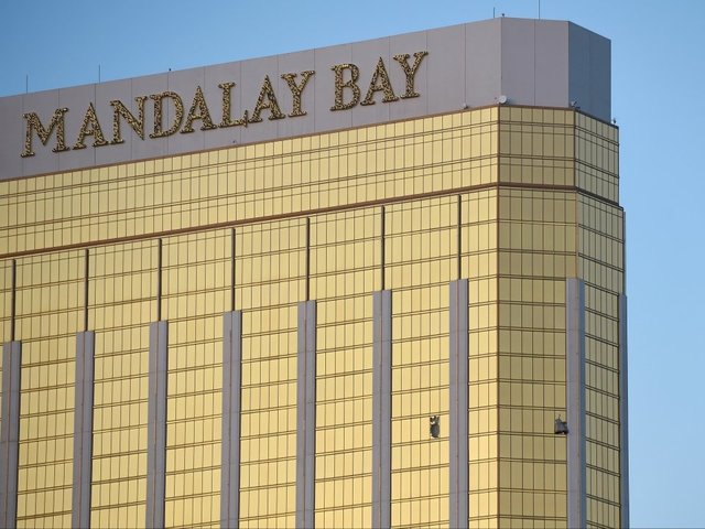 Las Vegas gunman stockpiled weapons over decades