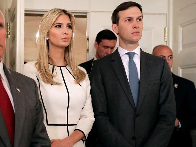 Hundreds of White House Emails Sent to Private Javanka Family Address