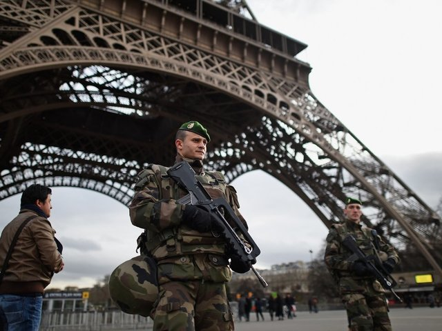 France Set To Expand Police Powers With Anti-Terrorism Bill