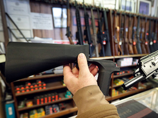 Lawsuit filed against bump stock manufacturers