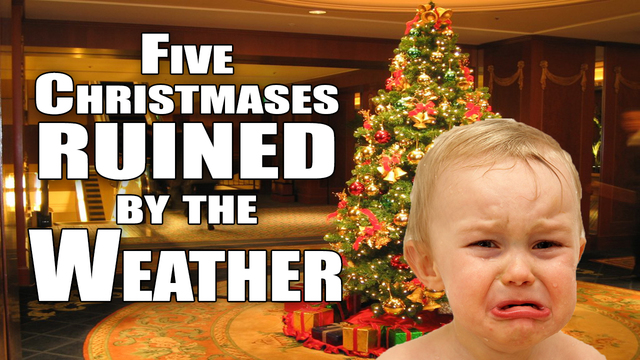 Las Vegas Christmas Weather.Us Weather Blizzard Severe Storms On Christmas Day Ktnv