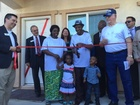 Habitat for Humanity's first 2-story home
