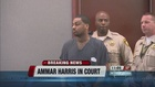 Accused Strip shooter Ammar Harris appears...
