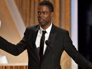 Chris Rock opens Oscars, discusses race