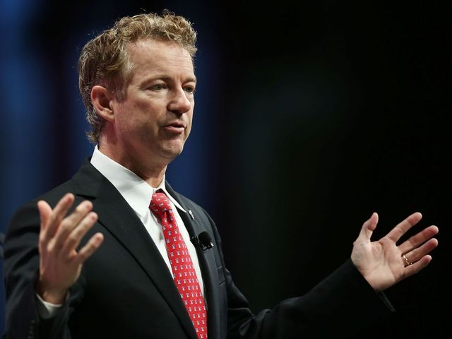 Rand Paul's Attacker Pleads Guilty To Felony