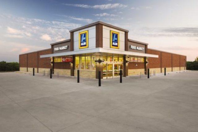 Aldi goes upscale, sheds dollar store image