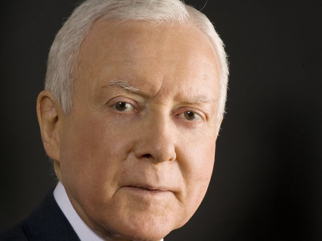 Sen. Orrin Hatch will retire at the end of his term