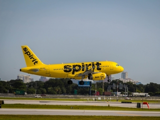 Spirit Airlines says it's going all in on WiFi