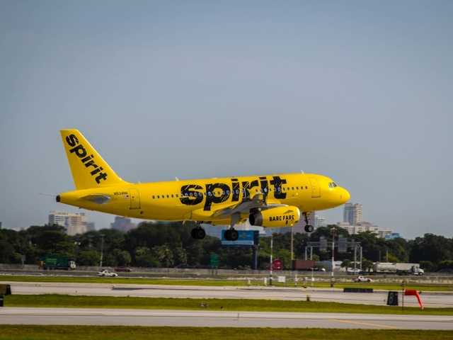 Spirit Becomes First Ultra-Low-Cost Carrier to Offer Wi-Fi