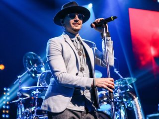 Fremont Street Experience honors Linkin Park