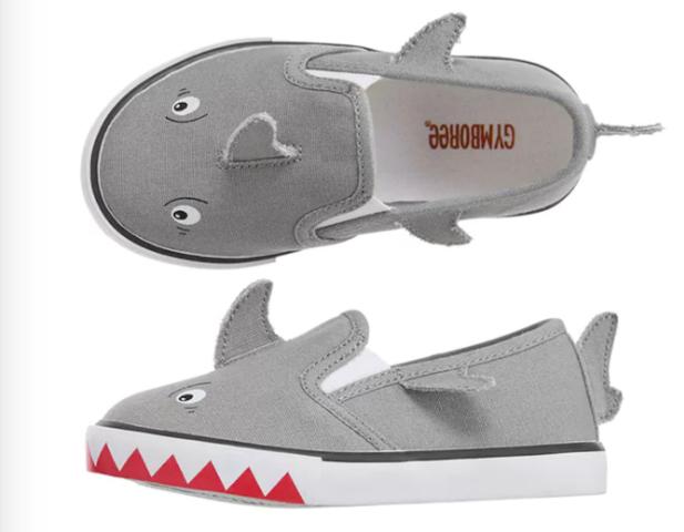 b714c246b5a4 Kids-shark-shoes-on-sale-for-just-899 - KTNV.com Las Vegas