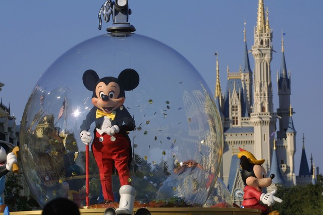 Staff can enter rooms at Disney world without consent