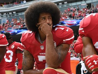 Trump comments on NFL anthem policy