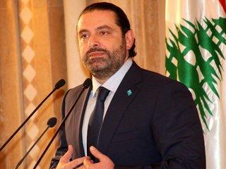 Saad al-Hariri is back in Lebanon