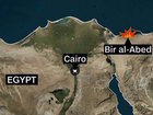 Hundreds killed in Egypt mosque attack