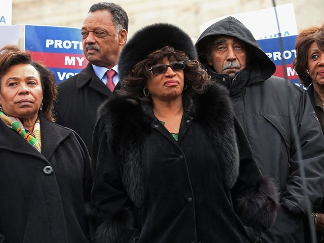 Ex-congresswoman Brown gets 5 years in prison for charity scheme