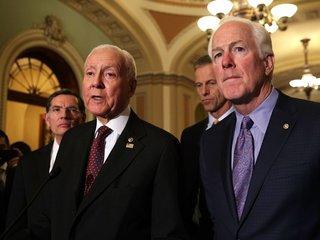 GOP reaches deal on tax plan