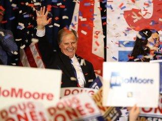Exit polls shed light on Doug Jones' win