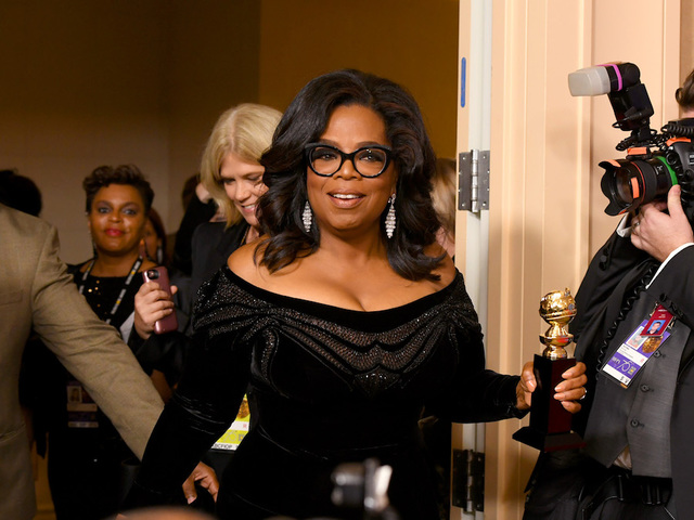 President Trump claims he could beat Oprah if she ran in 2020