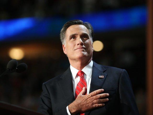 Mitt Romney reportedly tells friend, 'I'm running' for Utah Senate