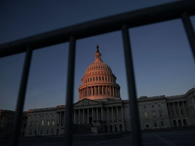 Short-term spending bill sees United States govt shutdown avoided