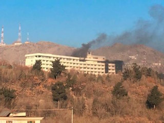 US citizens among dead in Kabul hotel attack