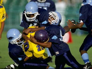 Lawmakers want to ban tackle football before HS
