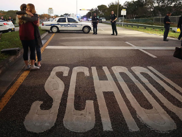 Nikolas Cruz Booked On 17 Counts Of Premeditated Murder In Fla. Shooting