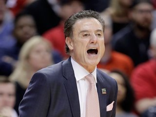 Pitino wants Louisville to fight NCAA ruling