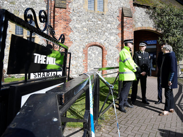Nerve agent row: Russian Federation  expels 23 British diplomats amid increasing tensions