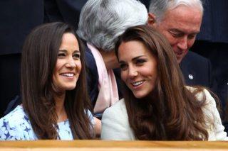 Kate Middleton's sister Pippa is pregnant