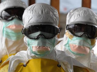 WHO works to control Ebola outbreak