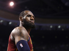 LeBron James appears at NBA Summer League