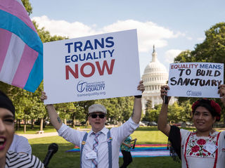 WHO: Transgender people not mentally ill